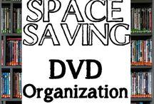 Organizando DVD's