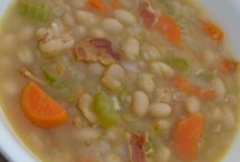 Recipes -- Soup / Recipes for Soups, Chowders, and Stews