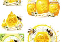 Honey Jar Printable Labels
