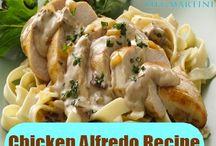 Recipes / by Elizabeth Tresnak