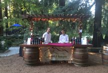 Rustic Wedding Rentals / Beautiful rustic wedding rentals hand crafted from recycled wine barrels and California redwood. Add an elegantly rustic touch to your upcoming event!