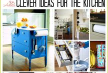 Clever ideas for kitchen