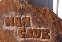 MAN CAVE / What a MAN needs to know and things to have
