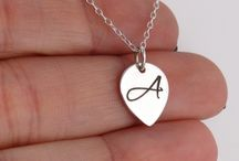 Personalized Engraved Jewelry