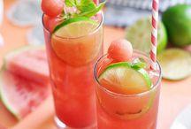 Drinks & Smoothies / Healthy drinks - juices, teas, smoothies, etc