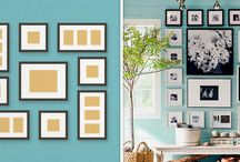 How to display photographs in your home