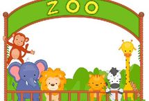 Zoo theme in Kindergarten / by Jenny Lynn Brewer