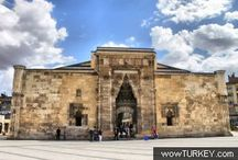 Sivas Fotoğraflarım / Sivas ilimizin tarihi dokusu ve birbirinden güzel fotoğrafları