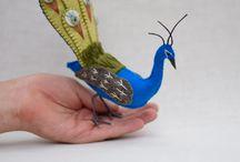 All peacocks
