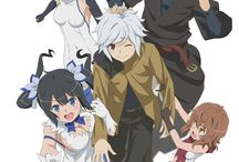 Is It Wrong To Pick Girls From The Dungeon