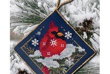 counting on cross stitch