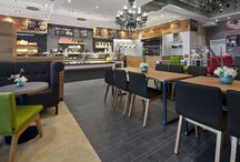 Retail / Ceramic tiles in retail