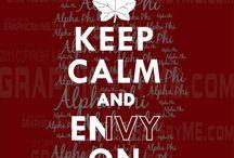 Alpha Phi Inspirational Quotes