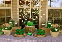 St. Patricks day party ides