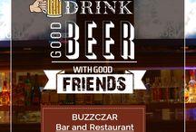 Buzzczar / Visit the best bar and restaurant in Chandigarh