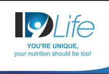 IDLife / Individually Designed Nutritional Products to help support the life you want to create and live