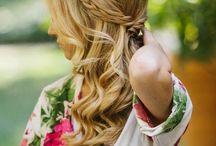 Hair ideas / I have long hair & so do my girls