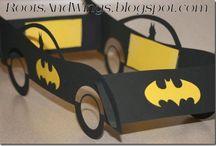 Birthday Ideas - Batman