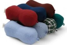 Travel Products / Chiropractic travel pillows and back supports to keep you comfortable while travelling