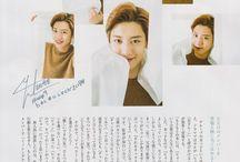 EXO Chanyeol for HaruHana Vol. 42 / #EXO #CHANYEOL #HARUHANA