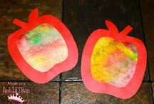 Kid crafts / by Tasha Parham