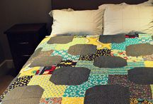 quilts!! / by Linsy Hagen