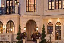 Splendid houses