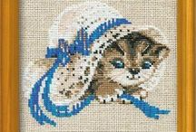 RIOLIS Cross Stitch Kit / RIOLIS is a Russian handicraft kits producer. Company RIOLIS is one of the biggest manufacturers of products for cross-stitching, quality of which has already been assessed by many begined and experienced embroiderers.