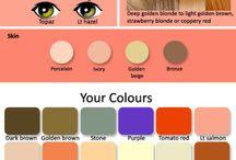 Spring Colour Analysis