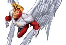 Anjos Herois