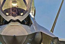 Aircraft - close-up detail