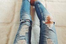Gescheurde Jeans