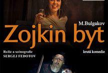 Hosťovanie Permského divadla Pri moste už v apríli!