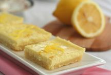Everything Lemon / I think I might prefer lemon cake over chocolate ... oops, did I just say that out loud?