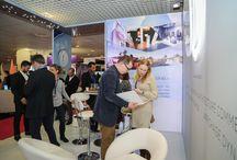 Heavent Cannes 2015 / Le stand EG au salon professionnel Heavent Meetings Cannes 2015