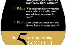 whisky and spirits / by Kristen Fullerton