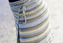 Moda praia / blusas,saias cangas em crochê  / by Vivian tamara Macfadem Juarez