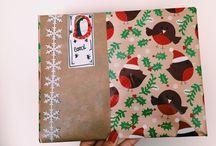 My giftwraps 2015