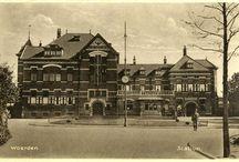 WOERDEN - STAD en GEMEENTE / INDUSTRIEEL ERFGOED IN DE STAD en GEMEENTE WOERDEN USINE provincie Utrecht