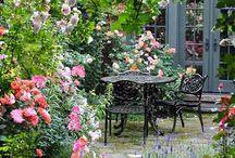 zahradná architektura