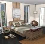 Interior Decoration - 3D Projects