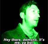 Hey demons