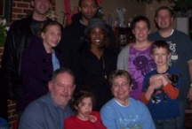 Family First / Wow! My family is a priority to me. I'm crazy about my husband of 32 years. I'm blessed to have 5 children. I am lovin being a grandmother, known as Mom-Mom. / by Donna Rucker Godfrey