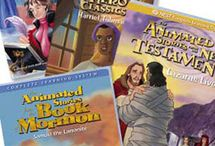 LDS activity books and more! / by Sara Moss