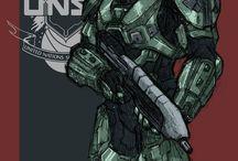 Halo 4 art (M)