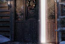 Laponie / Découvrez la maison du Père Noël !