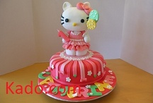 HELLO KITTY / by Tracy Allen