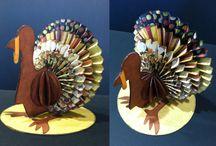 Fall / Thanksgiving / by Cindi Reyes