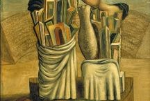 Giorgi du Chirico / Italian artist (1909-1978)
