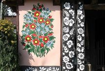 Moodboard Folk art